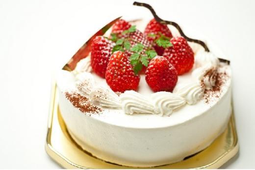 イチゴのショートケーキ 【冬〜春限定】