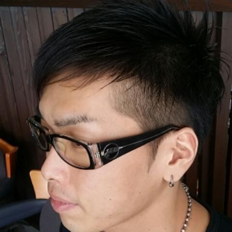 メンズヘアー