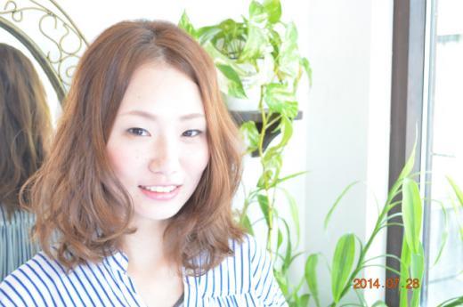 長久手店 スタイリスト 佐藤 麻美