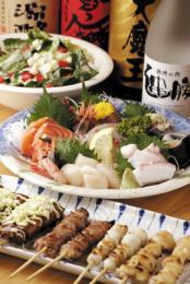 居酒屋 串焼の店 串勝(くしかつ)