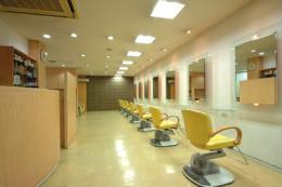 美容室 APPLE 南安城店