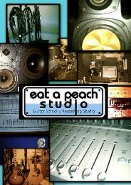 ギタースクール eat a peach STUDIOイート・ア・ピーチスタジオ