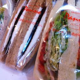 安城市のサンドイッチ屋さん パニーノ