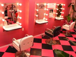 beauty parlor AGEHA