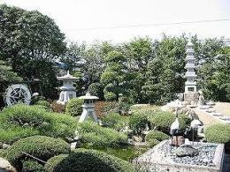 庭園レストラン 松風苑