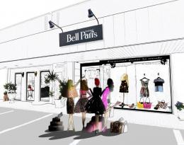 boutique  Bell Paris