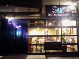Sui hair community(スイ ヘアーコミュニティ)