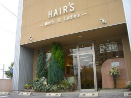 HAIR'S -Men's&Ladies-