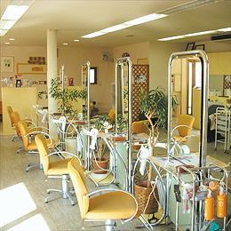 美容室ふぁみーゆ 共和駅前店