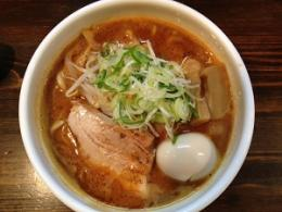 柳麺 極つ庵