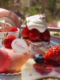 PATISSERIE fraise