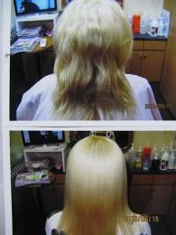 クールヘアー(縮毛矯正専門)アイロンを一切使わずツヤサラに!愛知県でもとっても希少なお店です!