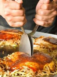 広島鉄板 お好み焼き カープ