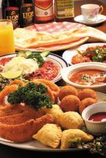 スリランカ&インドレストラン カフェ シーギリヤ
