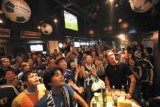 本格的スポーツBAR  BOOBY FOOTBALL CAFE(ブービーフットボールカフェ)