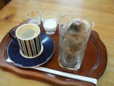 コーヒーDE