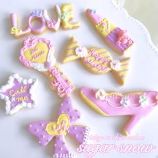 アイシングクッキー教室SugarSnow