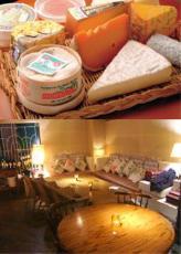 チーズ&ワイン fromage(フロマージュ)