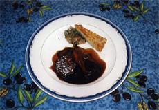 フランス料理 アンフュージョン