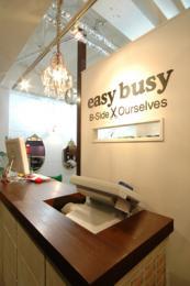 美容室 easy busy B-Side Ourselves