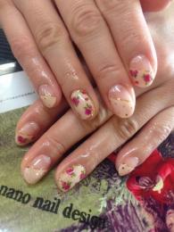 nano nail design