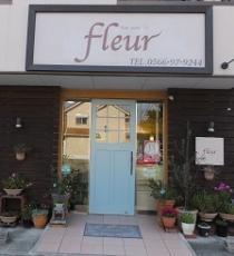 hair make fleur